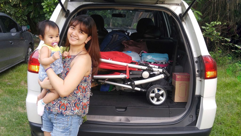 Surviving A Long Road Trip With Baby Or Toddler Mommy Krystal
